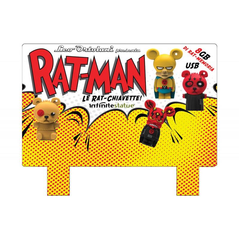 Infinite Rat-Man Usb Flash Drive 8Gb Rat-Man Usb